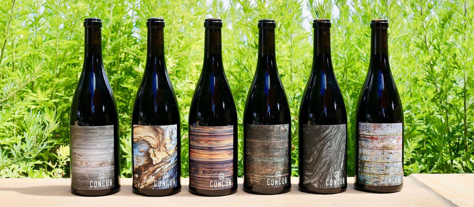 Concur Wines